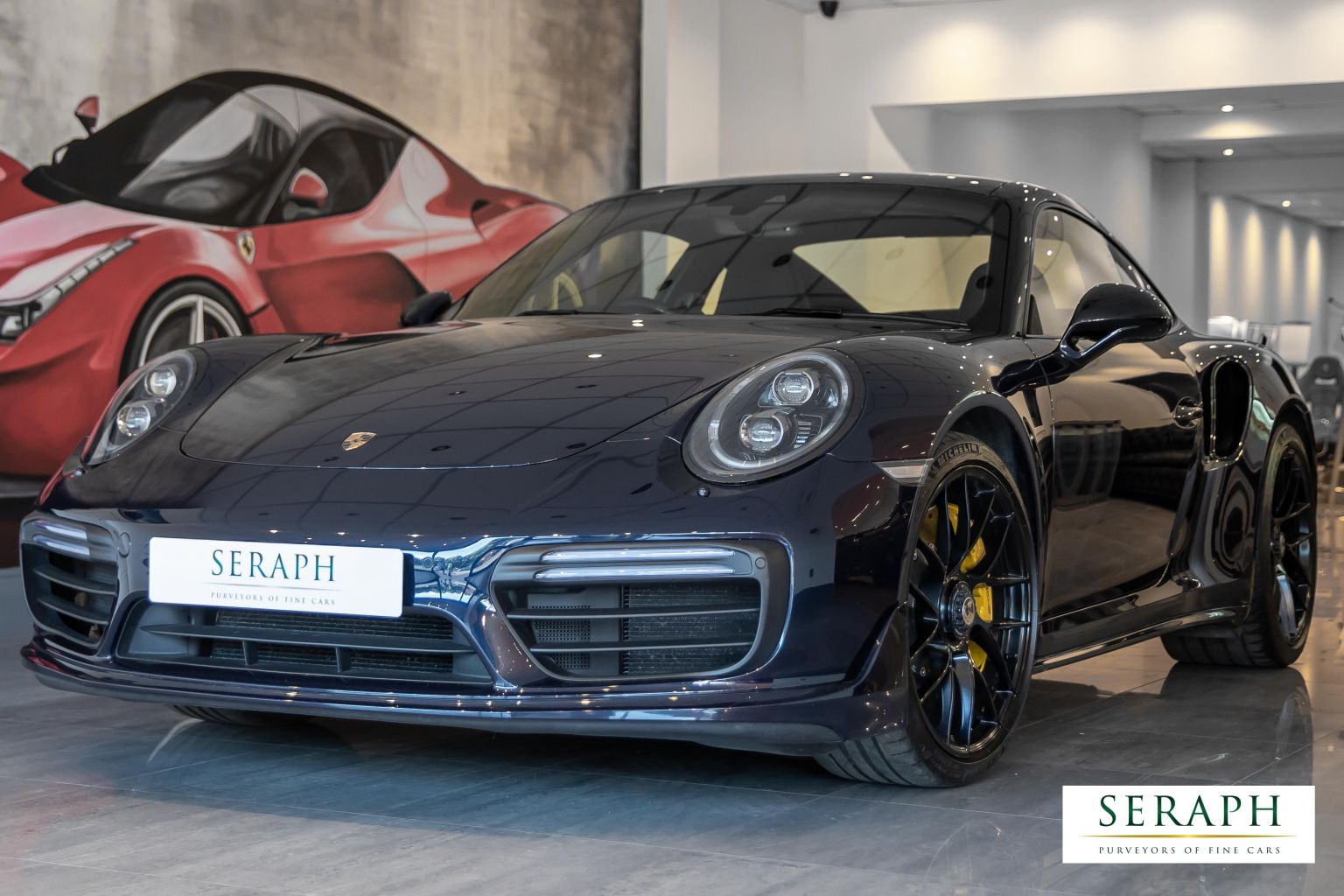 porsche 911 991.2 turbo s coupe pdk
