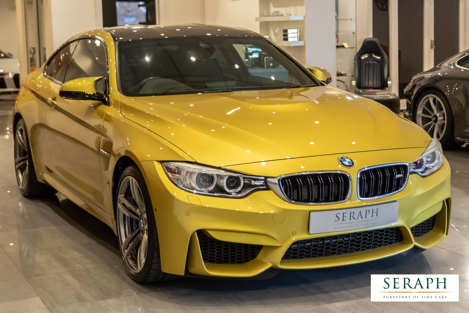 Bmw M4 3.0 Bi Turbo Coupe