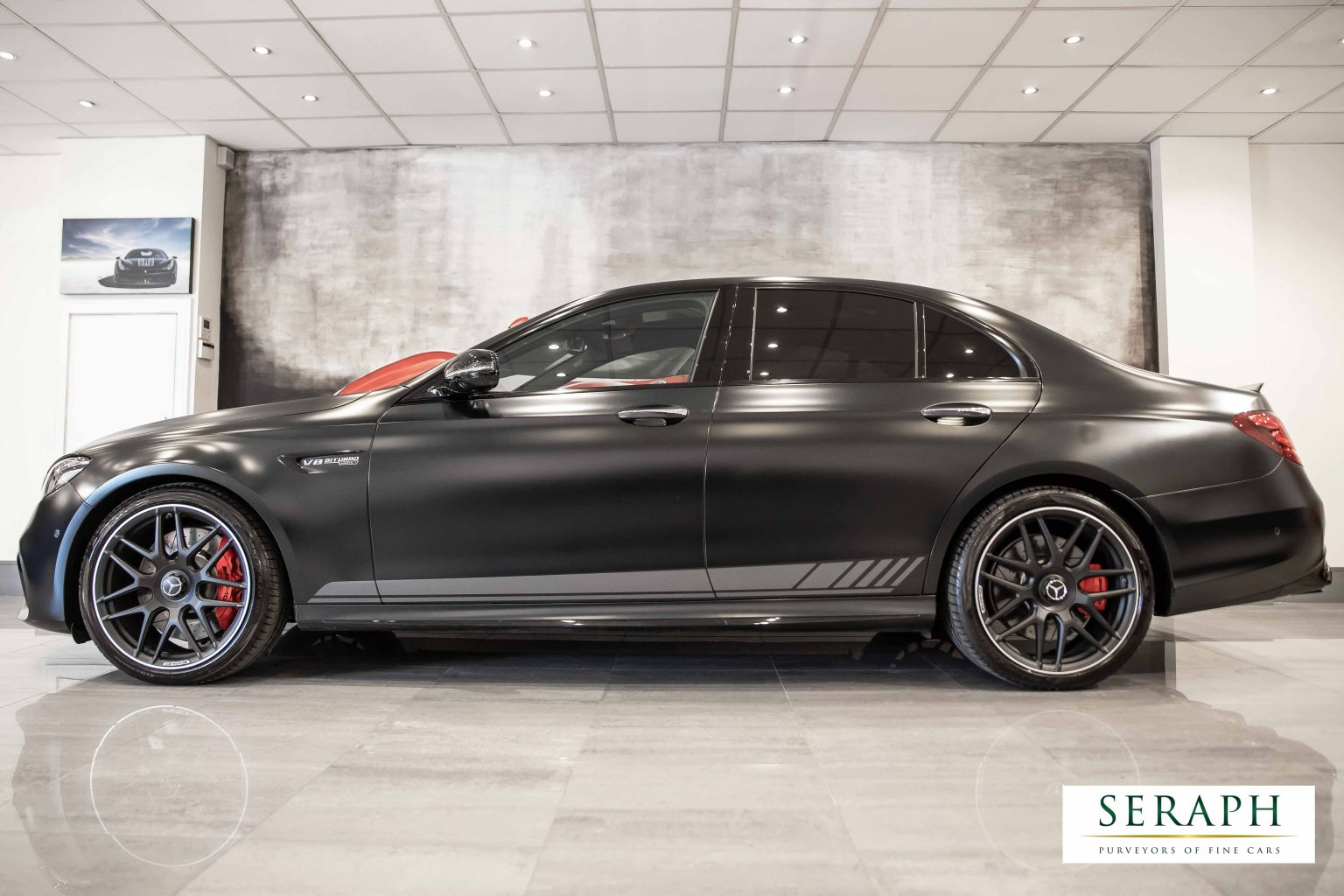 2017 17 Mercedes-Benz E Class 4.0 E63 AMG S Edition 1 - Vat Qualifying