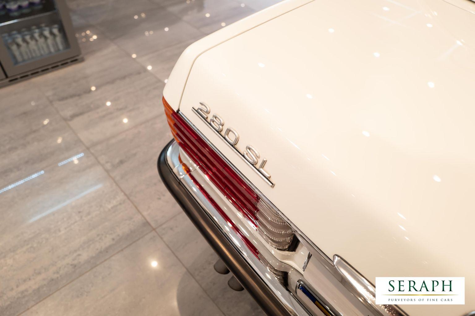1984 Mercedes 280 SL