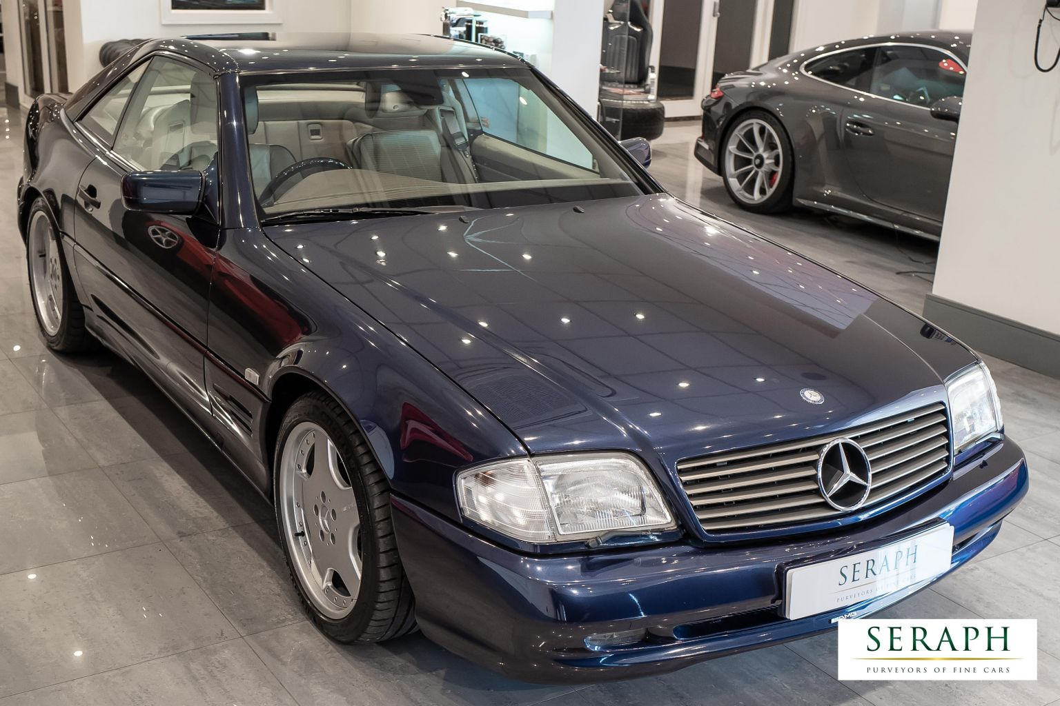 Mercedes SL60 amg