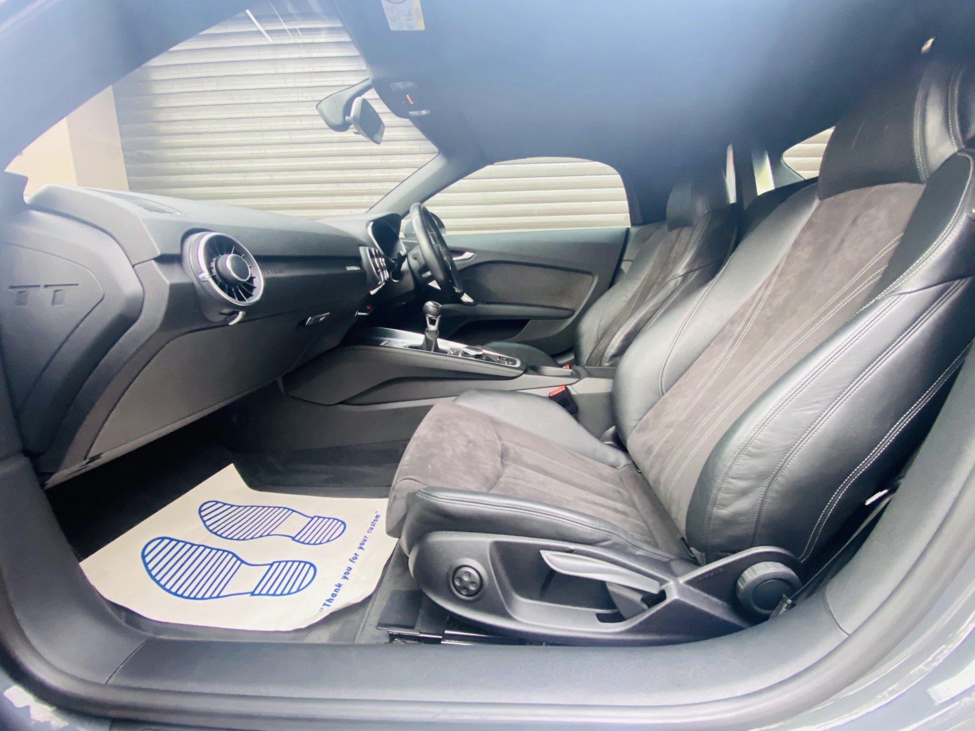 2016 (65) Audi TT 1.8 TFSI S line Roadster 2dr - Seraph Cars